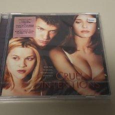 CDs de Música: JJ10- CRUEL INTENTIONS MUSIC FROM THE MOTION CD NUEVO PRECINTADO LIQUIDACION!!. Lote 180391292