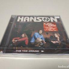 CDs de Música: JJ10- HANSON THIS TIME AROUND CD NUEVO PRECINTADO LIQUIDACION!! . Lote 180391367