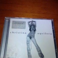 CDs de Música: CHRISTINA AGUILERA. STRIPPED. C5CD. Lote 180404216