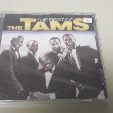 CDs de Música: JJ10- THE BEST OF THE TAMS CD NUEVO PRECINTADO LIQUIDACION!!!!. Lote 180405458
