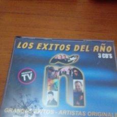 CDs de Música: LOS EXITOS DEL AÑO 3CD´S.. C5CD. Lote 180406225