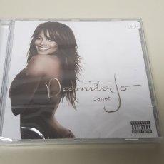 CDs de Música: JJ10- JANET DINAMITA JO CD NUEVO PRECINTADO LIQUIDACION!!!. Lote 180406825