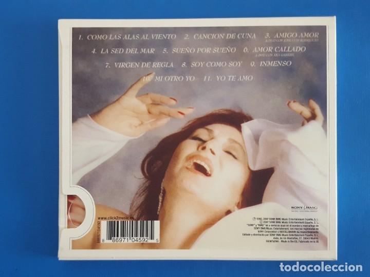 CDs de Música: CD / ROCIO JURADO / COMO LAS ALAS AL VIENTO 2007, NUEVO - Foto 2 - 180407096