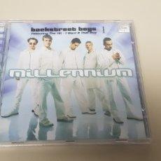 CDs de Música: JJ10- BACKSTREET BOYS MILLENNIUM CD NUEVO PRECINTADO LIQUIDACION!!!. Lote 180407217
