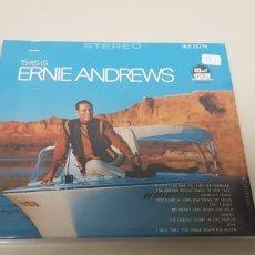 CDs de Música: JJ10-THIS IS ERNIE ANDREWS CD NUEVO PRECINTADO LIQUIDACION!!!. Lote 180407520