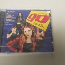 CDs de Música: JJ10- GO MUSIC FROM THE MOTION PICTURE CD NUEVO PRECINTADO LIQUIDACION!!! . Lote 180408382