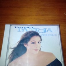 CDs de Música: ISABEL PANTOJA AMOR ETERNO. C5CD. Lote 180408476