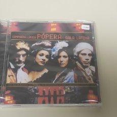 CDs de Música: JJ10- COMPAÑIA LIRICA POPERA GALA LATINA CD NUEVO PRECINTADO LIQUIDACION!!!. Lote 180408771