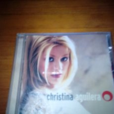 CDs de Música: CHRISTINA AGUILERA. GENIE IN A BOTTLE... C5CD. Lote 180408845