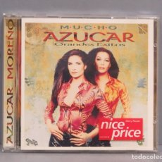 CDs de Música: CD. MUCHO AZUCAR. GRANDES EXITOS. Lote 180414208