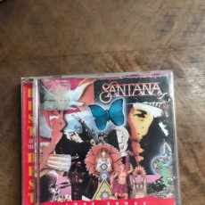 CDs de Música: SANTANA - LOVE SONGS. Lote 180416692