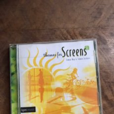 CDs de Música: THEMES FOR SCREENS. Lote 180416781