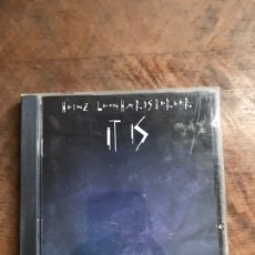CDs de Música: IT IS. Lote 180416906
