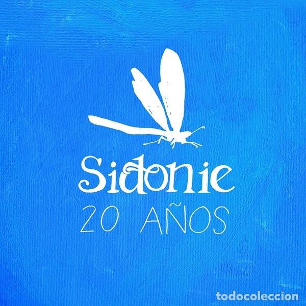SIDONIE - 20 AÑOS - CAJA CON 9 CDS + PÓSTER - EDICIÓN ESPECIAL NUMERADA (Música - CD's Pop)