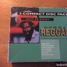 CDs de Música: REGGAE 3CDS CAJA TBS009A. Lote 180423878