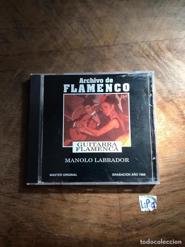 ARCHIVO DE FLAMENCO (Música - CD's Flamenco, Canción española y Cuplé)