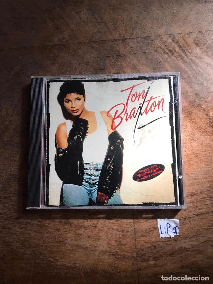 TOM BRAXTON (Música - CD's Otros Estilos)