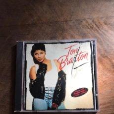 CDs de Música: TOM BRAXTON. Lote 180426606