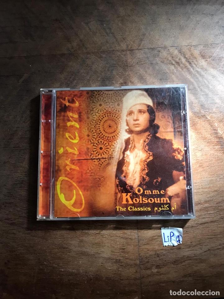 OMME KOLSOUM (Música - CD's Otros Estilos)