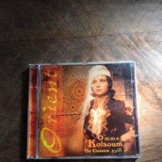 CDs de Música: OMME KOLSOUM. Lote 180426648
