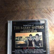 CDs de Música: THE BARRY SISTERS. Lote 180426710