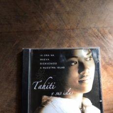 CDs de Música: TAHITÍ Y SUS ISLAS. Lote 180426750