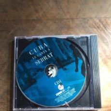 CDs de Música: CUBA LE CANTA A SERRAT. Lote 180426817