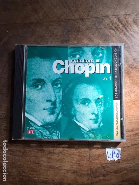 CHOPIN (Música - CD's Clásica, Ópera, Zarzuela y Marchas)