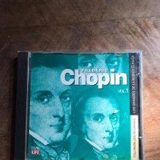 CDs de Música: CHOPIN. Lote 180426945