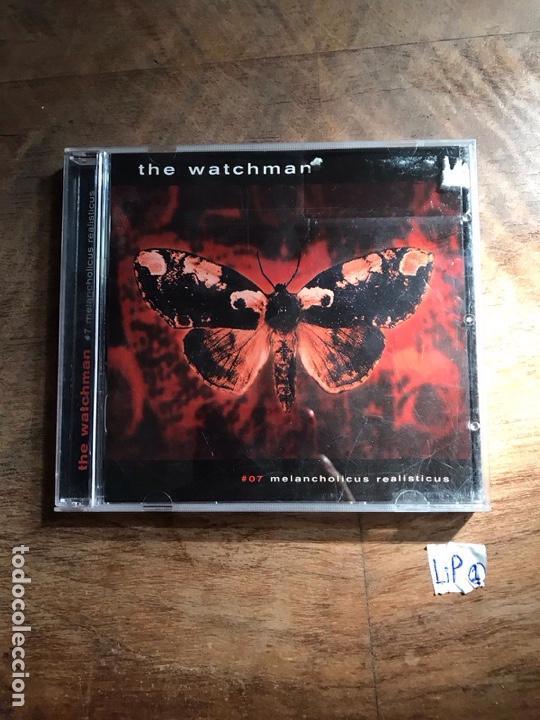 THE WATCHMAN (Música - CD's Otros Estilos)