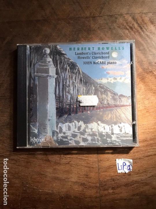 HERBERT HOWELLS (Música - CD's Otros Estilos)