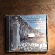 CDs de Música: HERBERT HOWELLS. Lote 180427187