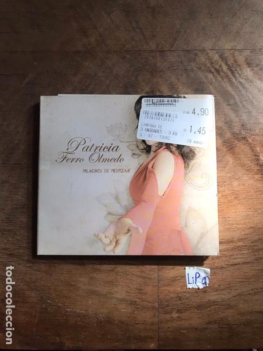 PATRICIA FERRO (Música - CD's Otros Estilos)