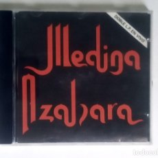 CDs de Música: MEDINA AZAHARA - DOBLE LP EN VIVO. Lote 180427541