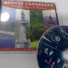 CDs de Música: CD-ALBUM DE OCHOTE LANGREANO . Lote 180438121
