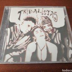 CDs de Música: TRIBALISTAS ARNALDO ANTUNES CARLINHOS BROWN MARISA MONTE EMI 2002. Lote 180447411