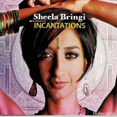 CDs de Música: SHEELA BRINGI - INCANTATIONS / CD DIGIPACK DE 2013 RF-3171 , BUEN ESTADO. Lote 180449418