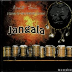 CDs de Música: JANGALA - MASTER OF THE MELODIC DRUMS / CD DE 2009 RF-3172 , BUEN ESTADO. Lote 180449718