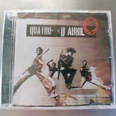 CDs de Música: QUATRO D ABRIL-CD PRECINTADO. Lote 180455951