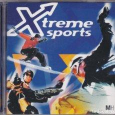CDs de Música: XTREME SPORTS - MUSIC HOUSE MHE 84 - BEATS, EFECTOS DE SONIDO, ETC - CD. Lote 180460256
