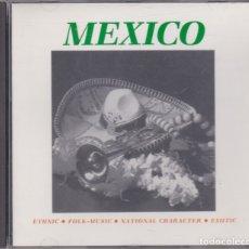 CDs de Música: MEXICO - SELECTED SOUND CD 77088 - BEATS, EFECTOS DE SONIDO, ETC. . Lote 180460633