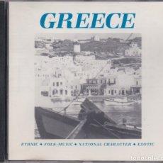 CDs de Música: GREECE - SELECTED SOUND CD 77086 - BEATS, EFECTOS DE SONIDO, ETC. . Lote 180460755