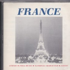CDs de Música: FRANCE - SELECTED SOUND CD 77085 - BEATS, EFECTOS DE SONIDO, ETC. . Lote 180460850