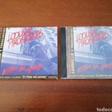 CDs de Música: GRANDES CLÁSICOS DEL POP Y EL ROCK DE AQUÍ 3 LOQUILLO Y LOS TROGLODITAS EL RITMO DEL GARAGE DRO 2002. Lote 180461362