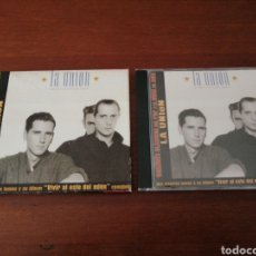 CDs de Música: GRANDES CLÁSICOS DEL POP Y EL ROCK DE AQUÍ 4 LA UNIÓN VIVIR AL ESTE DEL EDÉN DRO 2002. Lote 180461530