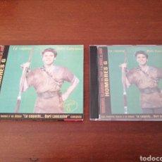 CDs de Música: GRANDES CLÁSICOS DEL POP Y EL ROCK DE AQUÍ 10 HOMBRES G LA CAGASTE... BURT LANCASTER DRO 2002. Lote 180462683