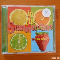 CDs de Música: CD IN THE SUMMERTIME - 20 HOT HITS (9O). Lote 180463596