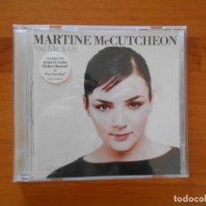 CDs de Música: CD MARTINE MCCUTCHEON - YOU, ME & US (9O). Lote 180463712