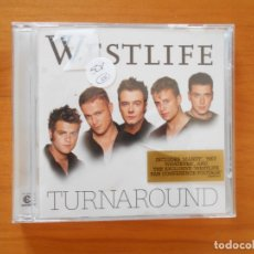 CDs de Música: CD WESTLIFE - TURNAROUND (9V). Lote 180464006