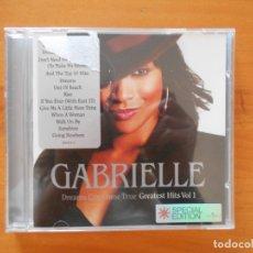 CDs de Música: CD GABRIELLE - DREAMS CAN COME TRUE - GREATEST HITS VOL. 1 - SPECIAL EDITION (9V). Lote 180464116
